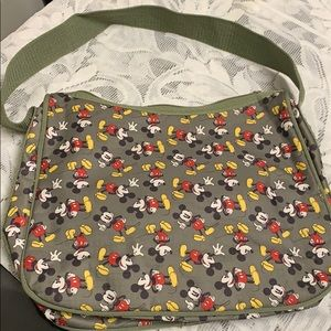 Authentic Disney Mickey Mouse shoulder bag.